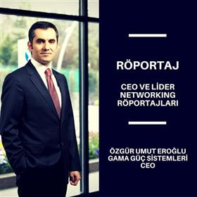 Networking Interviews with CEOs and Leaders - Ozgur Umut Eroglu.